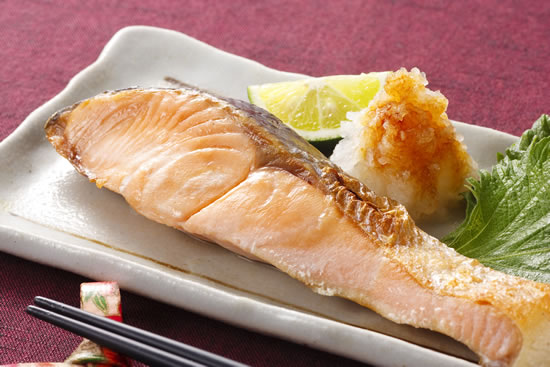 時鮭 焼きイメージ